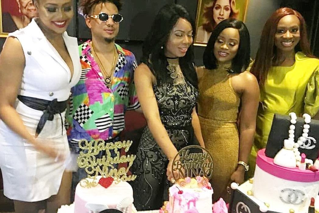 Photos from Nina's 22nd birthday bash