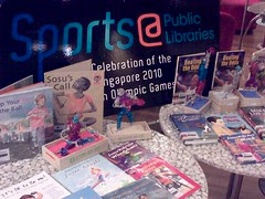 Public Libraries Disability Sports Showcase, 3 Jul 2010