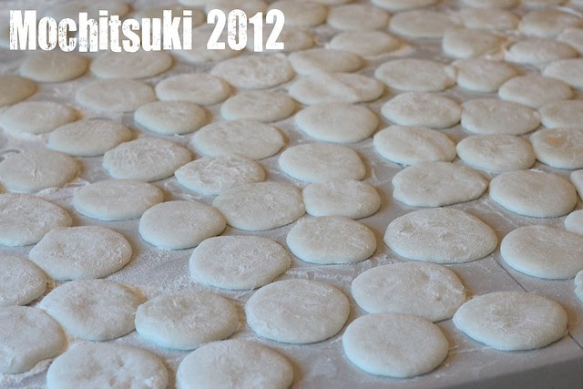 Mochitsuki 2012 - Mochi Making with the Family for New Years