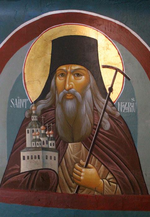 IMG ST. NAZARIUS Abbot of Valaam Monastery