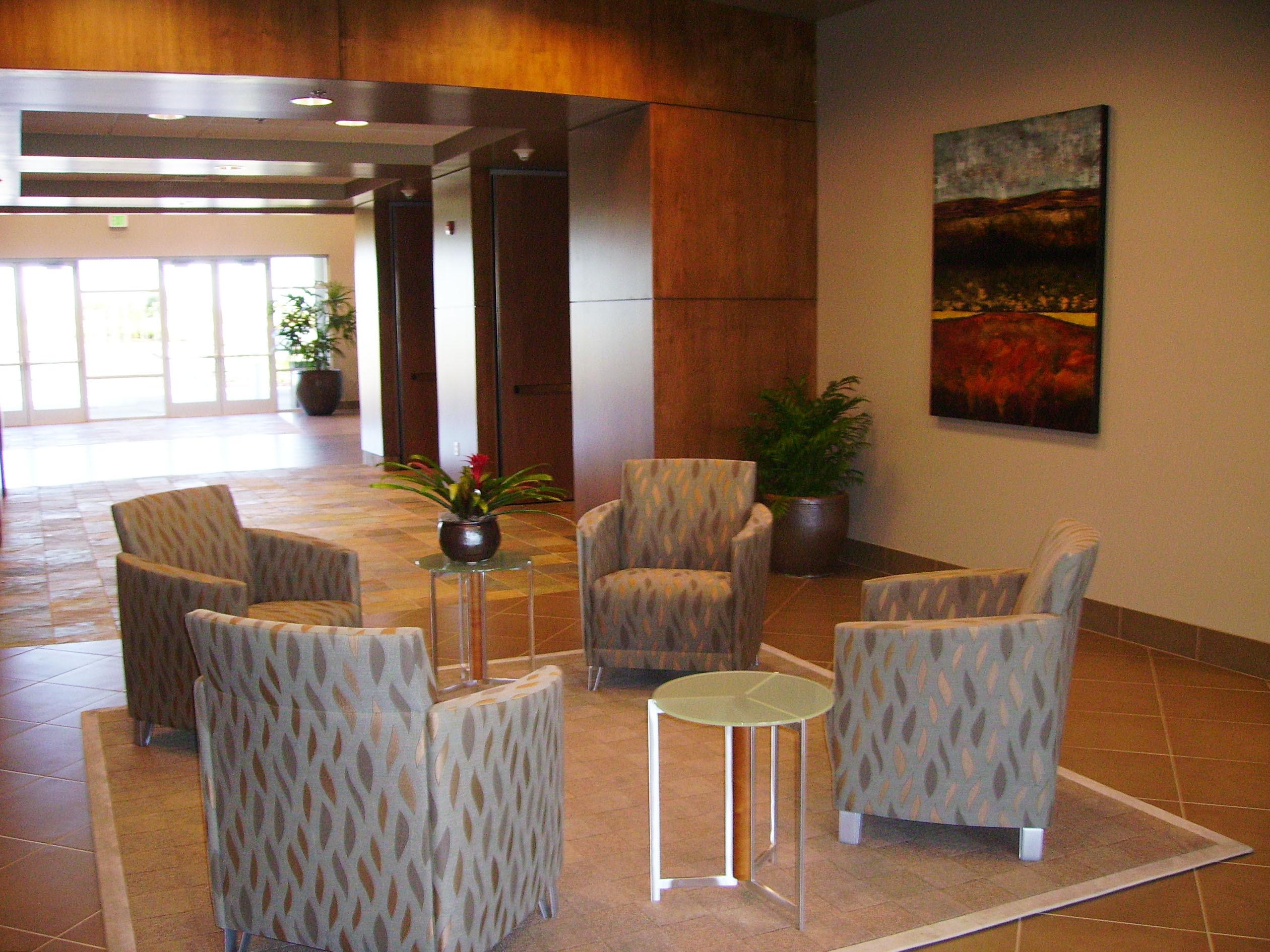 Corporate Mary Ann Downey Interior Design