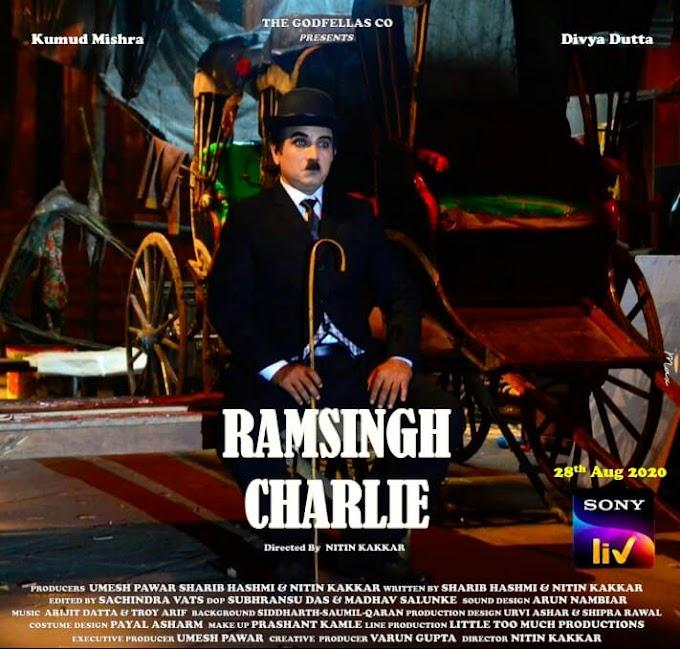 RamSingh Charlie (2020) 480p 720p 1080p Web-DL Hindi | SonyLiv Movie