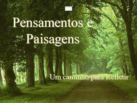 Frases E Paisagens Authorstream