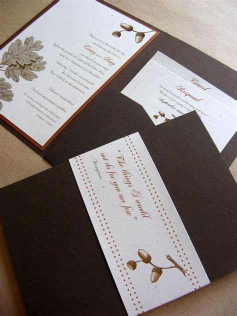 Homemade Wedding Invitations: Creative Wedding Invitation