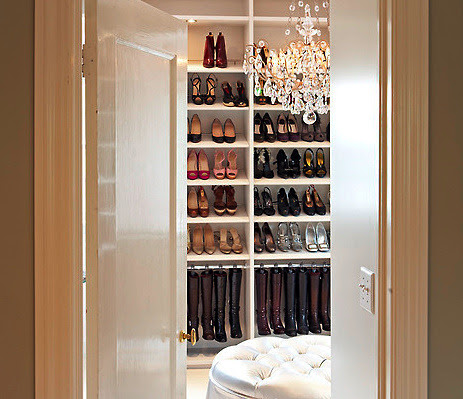 My future closet of shoes