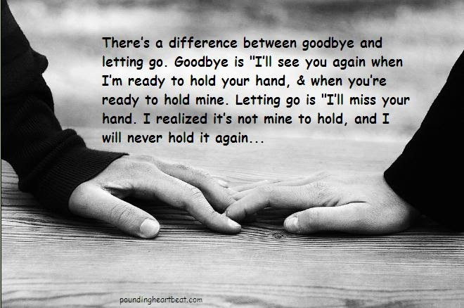 You Let Me Go Quotes Sayings You Let Me Go Picture Quotes