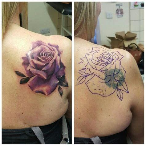 rose coverup tattoo peyton kinnear images