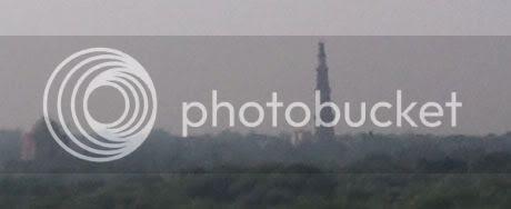 Delhi Webchutney Qutb Minar view