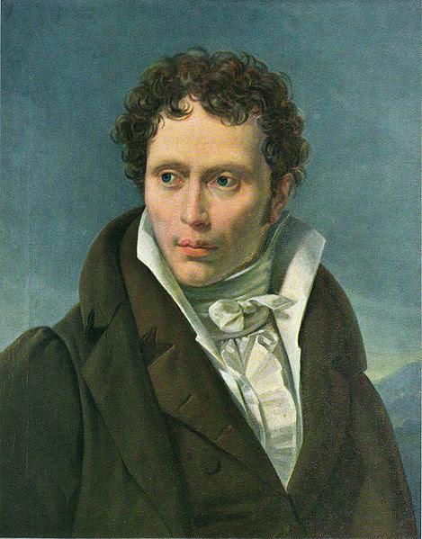 Arthur Schopenhauer (Ludwig Sigismund Ruhl)