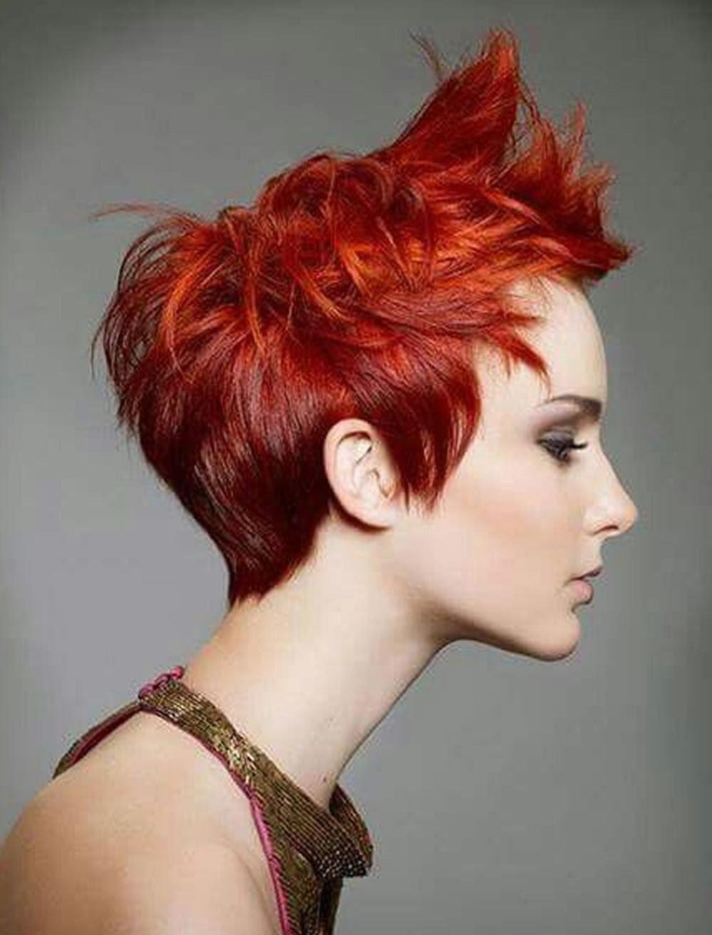 Trend Short Haircuts for 2019 2019  Best Pixie Hair  ideas