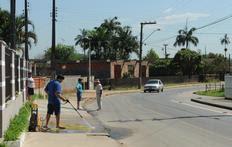 Acidentes ocorrem com frequência na rua Pitaguaras-Salmo Duarte/Agencia RBS