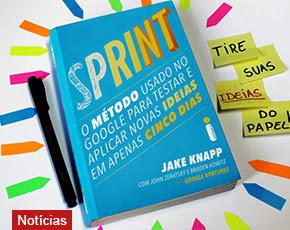 Sprint: um guia para tirar suas ideias do papel em 5 dias