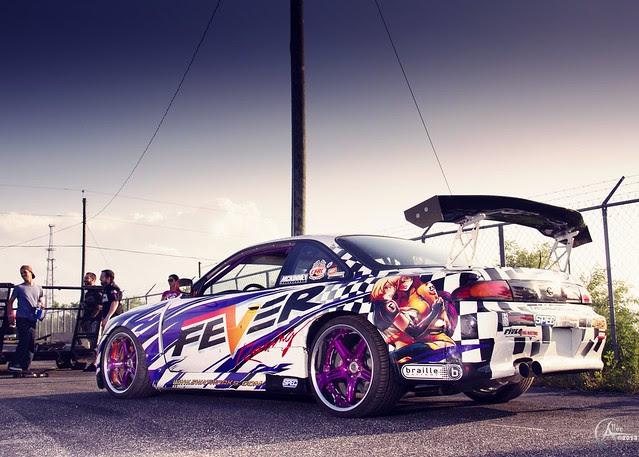 Z-Fever's S14 Back