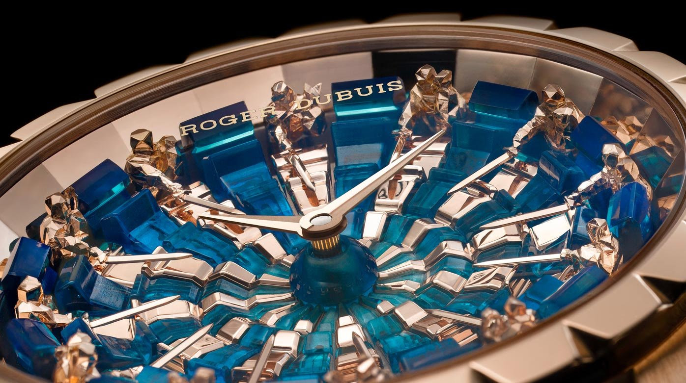 Roger Dubuis From Medieval To Modern Knights Of The