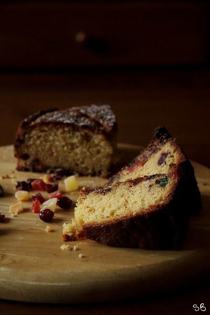 Fruit Cake (exotic mix)
