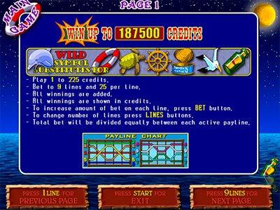 Онлайн игровой автомат island kiss