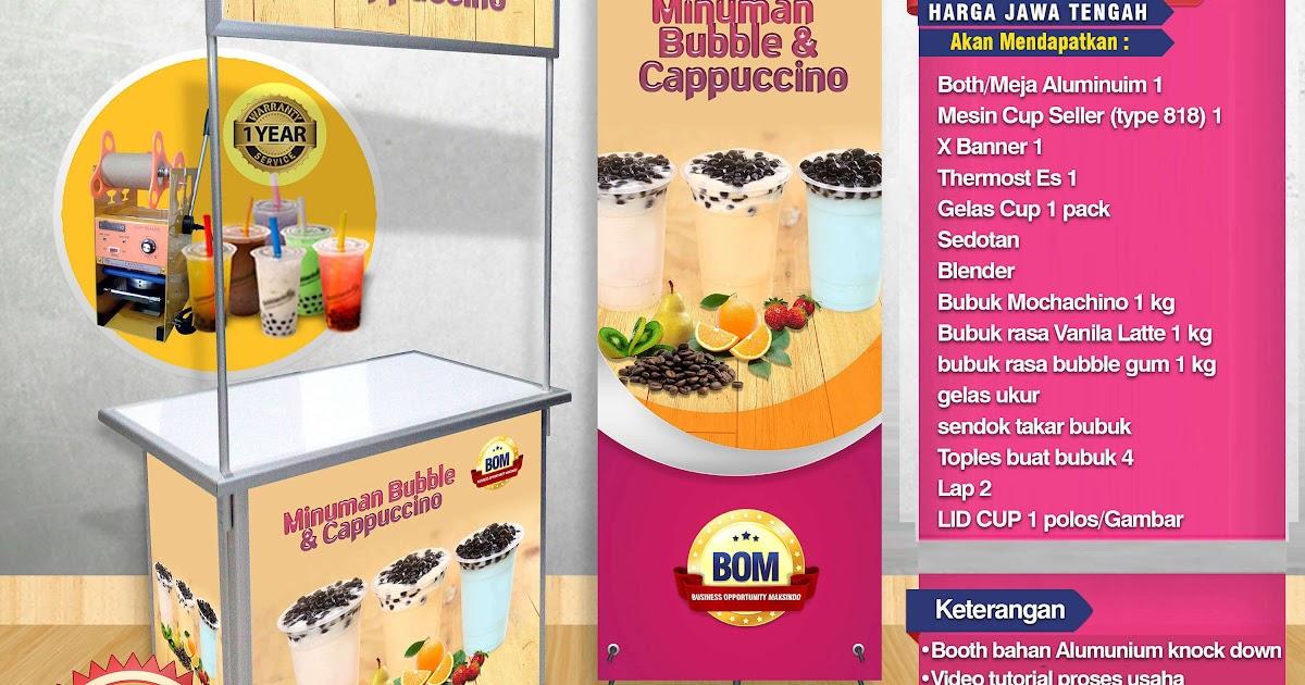 Banner Jual Makanan Dan Minuman - desain spanduk kreatif