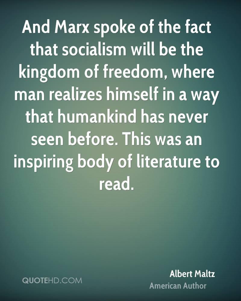 Marx Quotes On Socialism. QuotesGram