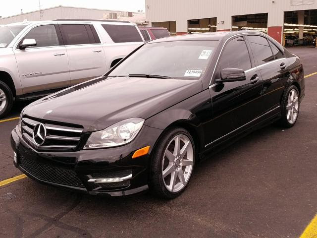 Used 2014 MERCEDES-BENZ C-CLASS C250 Car For Sale At ...
