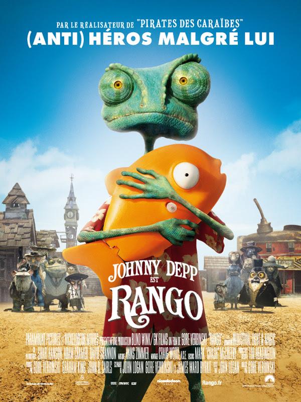 """Résultat de recherche d'images pour """"affiche film rango"""""""