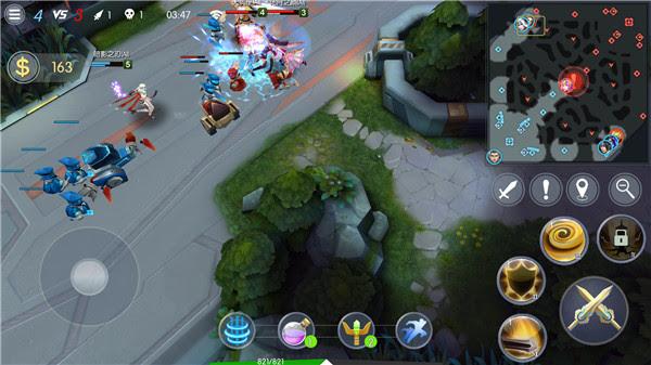 Thời Không Triệu Hoán Mobile game giống lmht