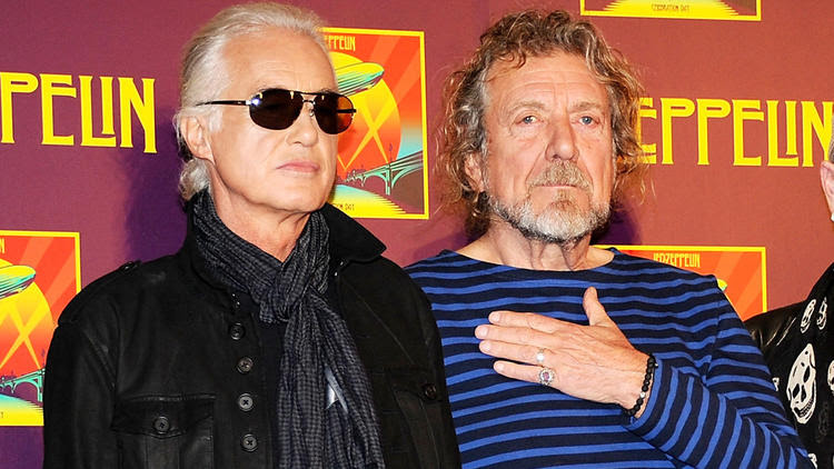 Led Zeppelin copyright suit to move to trial
