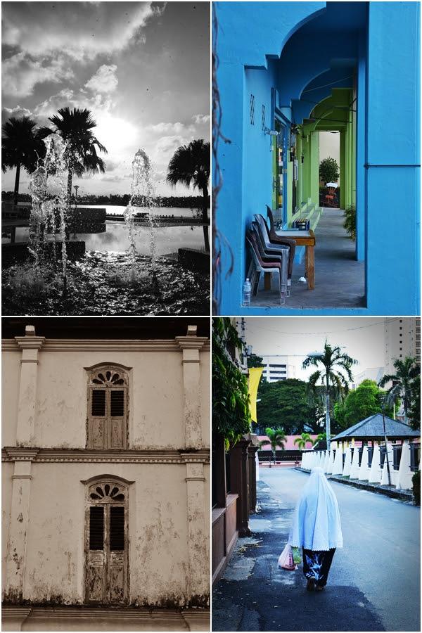 Scenes Around Kota Bharu Town