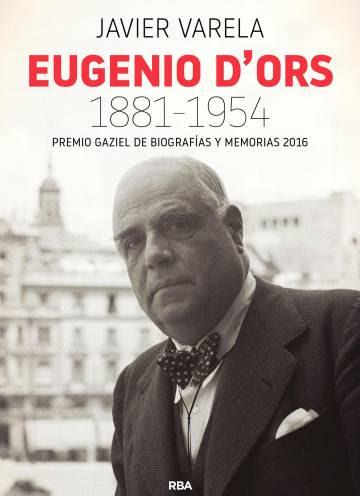 Eugenio D'Ors. Javier Varela.