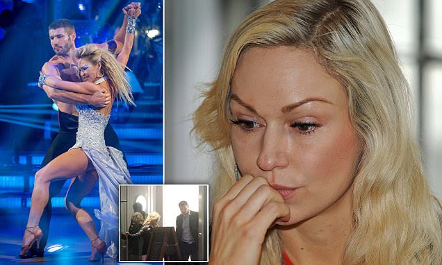 Strictly's tearful Kristina Rihanoff: Why IS the finger always pointed at the woman?