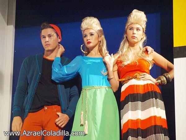 Penshoppe Impact @ Philippine Fashion Week 2012 holiday collection