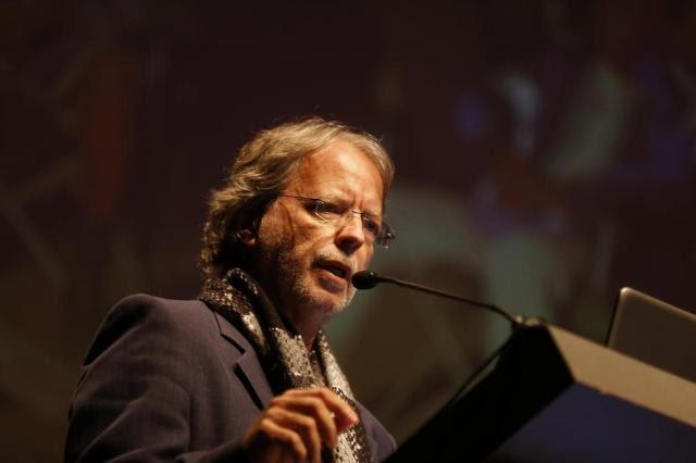 Em evento na Capital, Mia Couto sugere que cientistas estejam abertos a outras sabedorias André Ávila/Agencia RBS