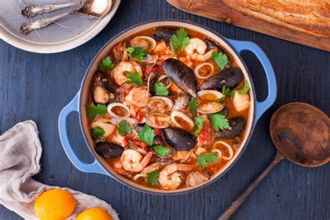 Bouillabaisse Recipe   Genius Kitchen