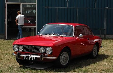 Alfa Romeo Gt 16