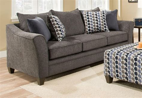 albany sofas simmons madelyn sofa albany pewter thesofa