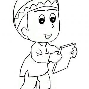 Gambar Kartun Ibu Bapa - Gambar V