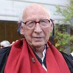 קיבל תואר דוקטור בגיל 90: