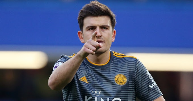 Rodgers sends new warning to Man Utd over Harry Maguire transfer
