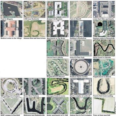 Google Maps Typography Cooper Union Typography