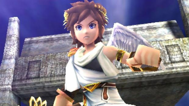 Kid Icarus: Uprising gets thirteen lucky screens  screenshot