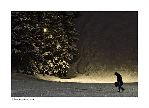 Homeward Bound por Ian Bramham