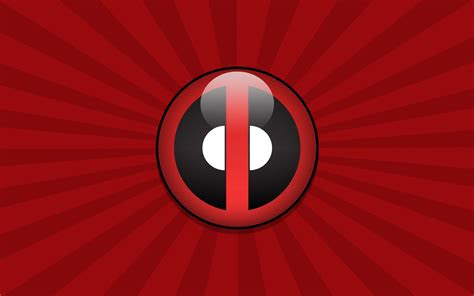 deadpool logo wallpaper hd wallpaperwiki