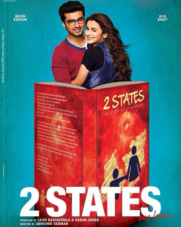 2 States Review- A Colorful Romantic Entertainer | 2 States Boxoffice Collection
