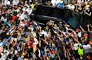 As Venezuelans protest, struggling Maduro seeks early parliament vote