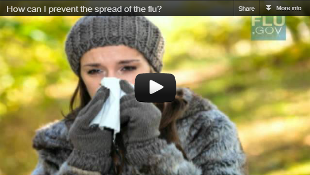 Video: How can you prevent the spread of flu?