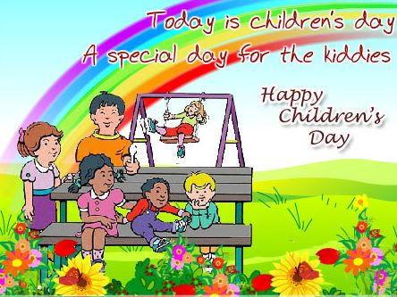 Cutest Happy Childrens Day Images Greetings E Cards Pictures Free