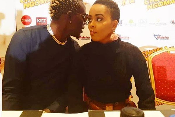 Image result for willy paul choma na ngoma festival