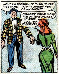 Tales of Suspense #58 panel