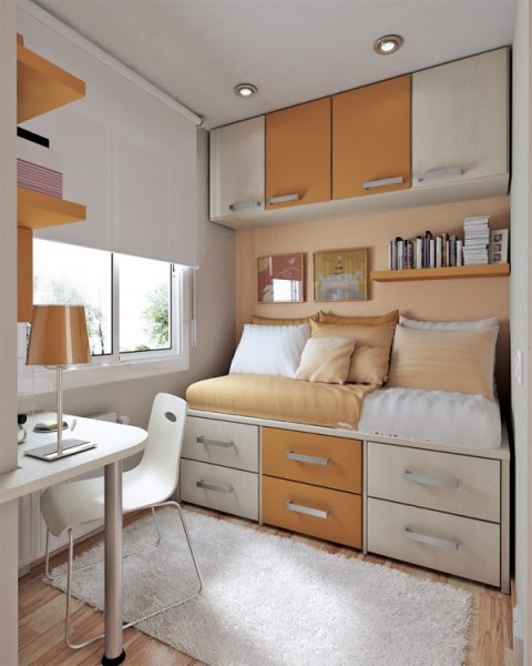 small bedroom  interior design  ideas  2