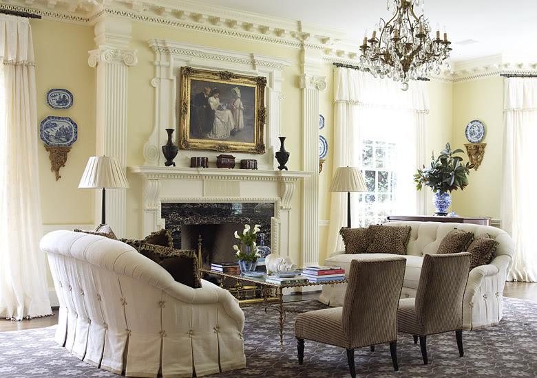 This Atlanta Interior Designer Has Nailed the Glam ...