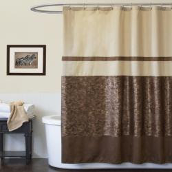 Brown Shower Curtains | Overstock.com: Buy Bath & Towels Online